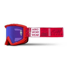 Óculos ASW A3 Glory - Vermelho