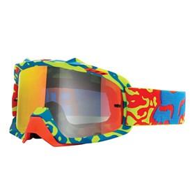Óculos Fox Infantil Cauz Vermelho