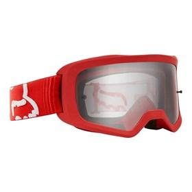 Óculos Fox Main Race - Vermelho