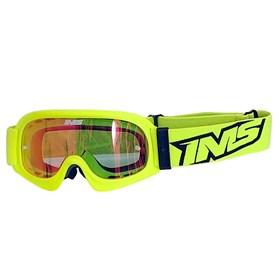 Óculos IMS Army Infantil - Amarelo Flúor Vermelho