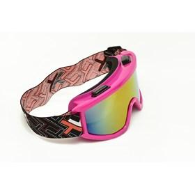 Óculos Mattos Racing MX Rosa - Lente Espelhada