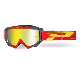 Óculos Pro Grip 3200 FL - Vermelho Cinza