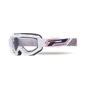 Óculos Pro Grip Trasparente - Branco
