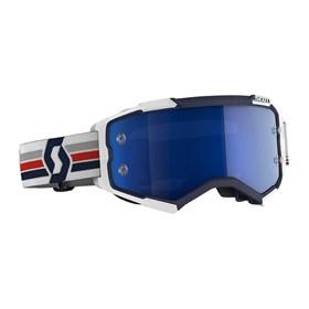 Óculos Scott Fury - Azul Branco