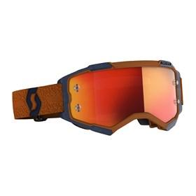 Óculos Scott Fury - Cinza Laranja
