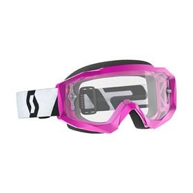Óculos Scott Hustle X MX - Rosa Preto