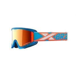 Óculos Xbrand Flat-Out Espelhado - Azul Laranja