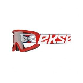 Óculos Xbrand Flat-Out Vermelho - Transparente