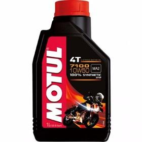 Óleo De Motor Motul 7100 10W50 4T 1L