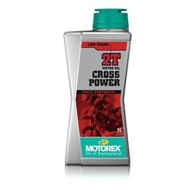 Óleo Motorex Cross Power 2T - 1L