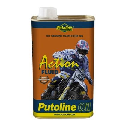 Óleo para Filtro de Ar Putoline Action Fluid 1L