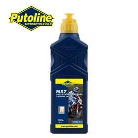 Óleo Putoline MX-7 100% Sintético para Motor 2T Off Road - 1L