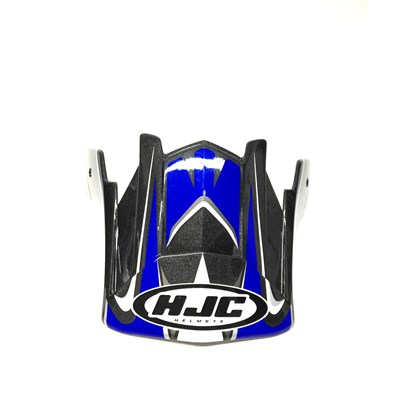 Pala de Capacete HJC CS X2 - Azul Preto