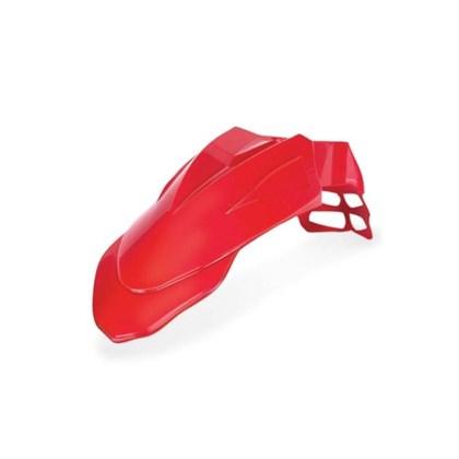 Para-Lama Dianteiro Acerbis Supermotard - Vermelho