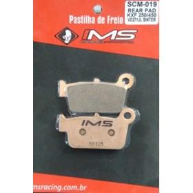 Pastilha de Freio IMS Traseira - KXF 250/450