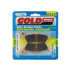 Pastilha Gold Fren Dianteiro - KTM Husqvarna