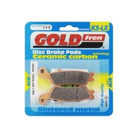 Pastilha Gold Fren Dianteiro - YZF 250/450 07/15