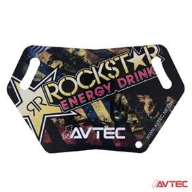 Placa Pit Board Avtec - Rockstar