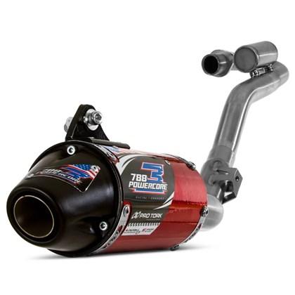Ponteira Pro Tork 788 PowerCore 3 CRF 250F - Vermelho