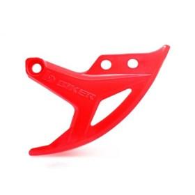 Proteto de Disco Biker CRF 250/450 R/X - Vermelho
