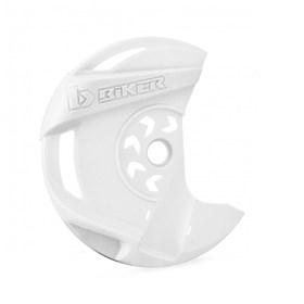 Protetor de Disco Dianteiro Biker CRF 230 - Branco