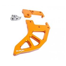 Protetor de Disco Traseiro BMS NG KTM SX/XC/XCW/EXC 04/21 - Laranja