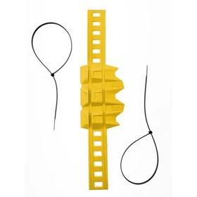 Protetor de Escapamento Lizard - Amarelo