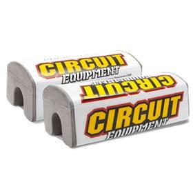 Protetor de Guidão Circuit I.11 EQP - Branco
