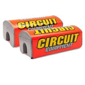 Protetor de Guidão Circuit I.11 EQP - Vermelho