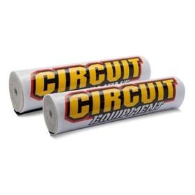 Protetor de Guidão Circuit MXIII - Branco