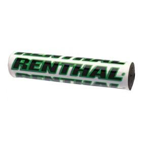 Protetor de Guidão Renthal Crossbar - Branco Preto Verde