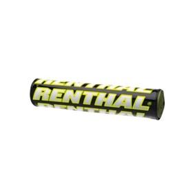 Protetor de Guidão Renthal Crossbar - Preto Branco Amarelo