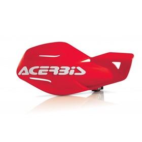 Protetor De Mão Acerbis Uniko MX - Vermelho