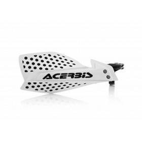 Protetor de Mão Acerbis X-Ultimate - Branco Preto
