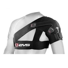 Protetor de Ombro EVS SB03 Stabilizer X-Strap - Preto