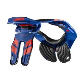 Protetor de Pescoço Leatt Brace GPX 5.5 - Azul Vermelho