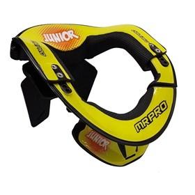Protetor de Pescoço Mr Pro Junior - Amarelo