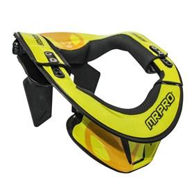 Protetor de Pescoço Mr Pro Neck Brace 3.0 - Amarelo