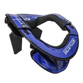 Protetor de Pescoço Mr Pro Neck Brace 3.0 - Azul