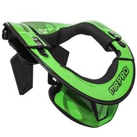Protetor de Pescoço Mr Pro Neck Brace 3.0 - Verde