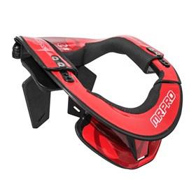 Protetor de Pescoço Mr Pro Neck Brace 3.0 - Vermelho