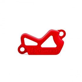 Protetor de Pinça de Freio Traseiro Biker - CRF 250F - Vermelho