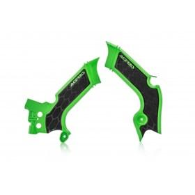 Protetor de Quadro Acerbis KXF 450 19 - Verde Preto