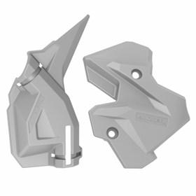 Protetor de Quadro Anker CRF 250F 2019 - Cinza