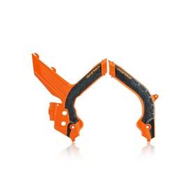 Protetor de Quando Acerbis KTM EXC/EXC-F 2020 - Laranja Preto