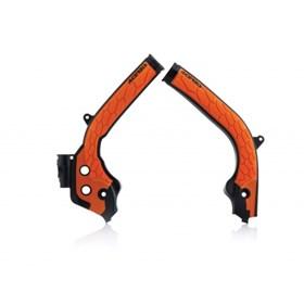 Protetor de Quando Acerbis KTM EXC/EXC-F/SX/SX-F/XC-W - Laranja