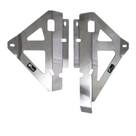 Protetor de Radiador Start - KXF 450 2016 - Polido