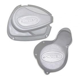 Protetor de Tampas do Motor Anker CRF 230 - Cinza