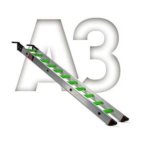 Rampa A System Racing A3 Reta Verde