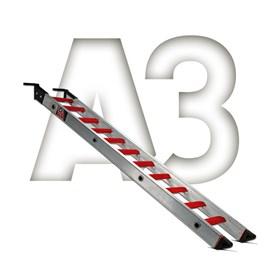 Rampa A System Racing A3 Reta Vermelha